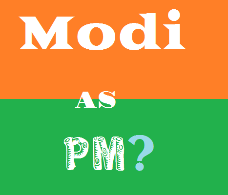 Narendra Modi as PM