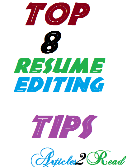 top-8-resume-editing-tips
