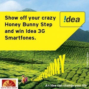 a pic found on idea cellular's facebook page.