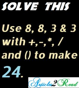 math solve puzzle 1