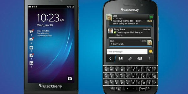 Owning a BlackBerry had been a status symbol greatly until only the iPhone came into picture.Bringing back the BlackBerry to the owner's pride is reinitiated by the all new Z...