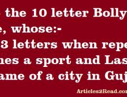 Puzzle-10-Letter-Movie-sport-city-gujarat