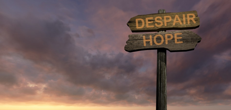 DESPAIR - HOPE